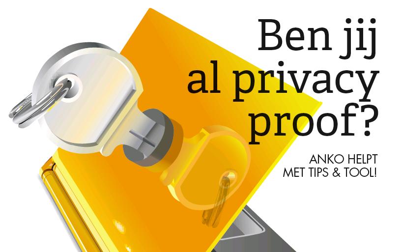 Ben jij al privacyproof?