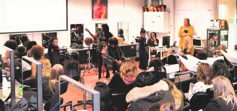 The battle voor black hair in het onderwijs