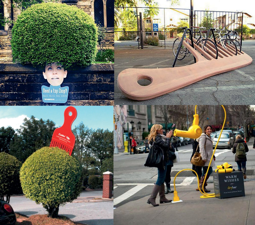 Do not forget to be awesome, guerrillamarketing