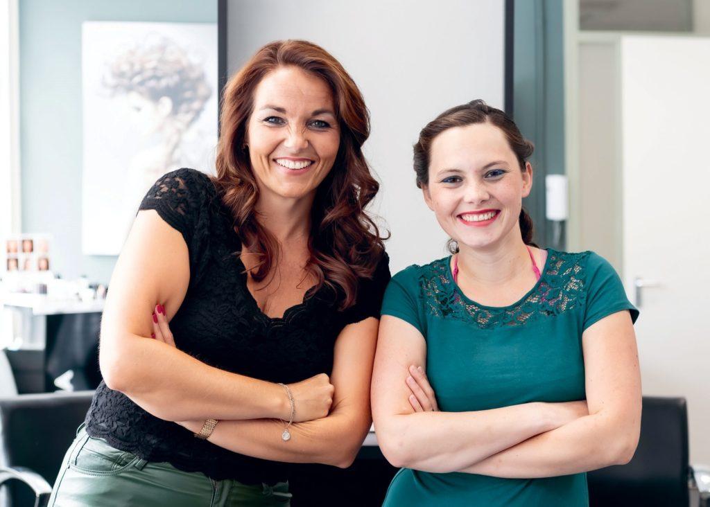 Danielle en Kim: dankbaarheid en echt contact