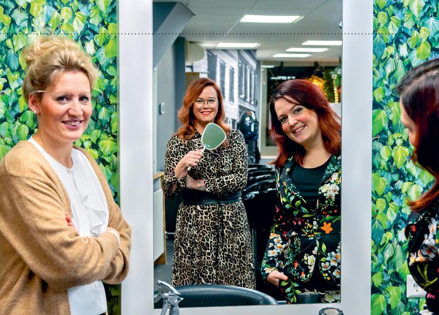 Marieke, Linda en Marjet: moeders met ambitie