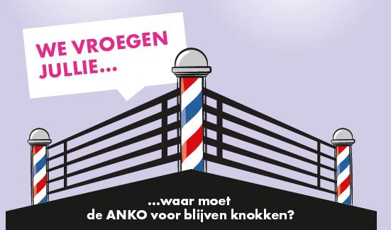 We vroegen jullie… waar moet de ANKO voor blijven knokken?