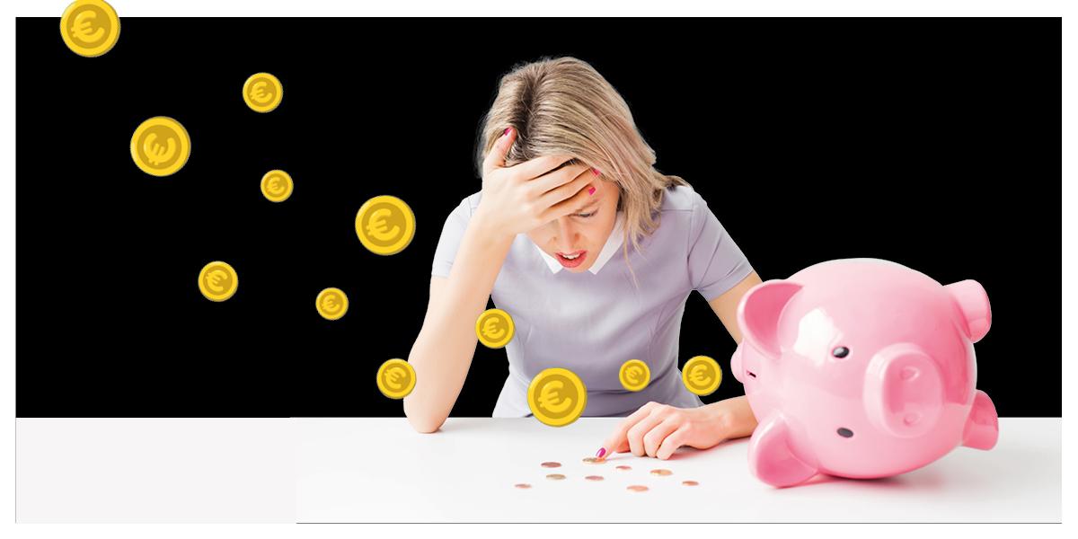 Dit is wat geldstress met je doet